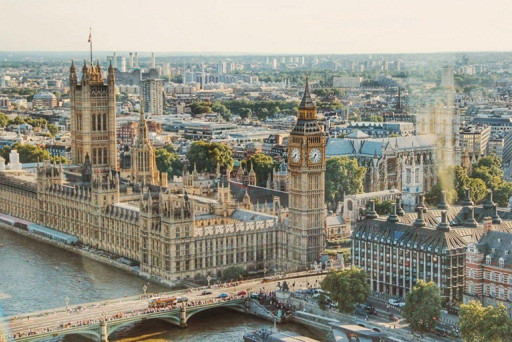 skolerejser til london